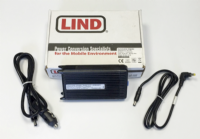 Lind CF-LND8024FD Panasonic Toughbook 12-32 Vdc Car Charger / Adaptor / PSU - New